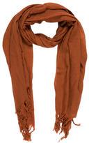 Rag & Bone Woven Wool Scarf