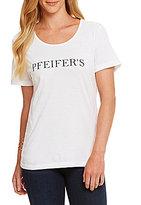 Heritage Pfeifer s Logo Tee