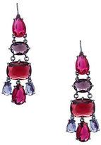 Lauren Ralph Lauren Hematite Chandelier Earrings