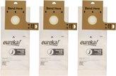 Eureka 61515C-6 Type J Vacuum Bags, 3 Count