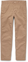 Outerknown - Playa Organic Cotton-twill Trousers