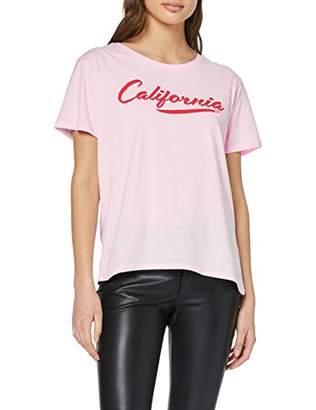 Billabong Women's Destination Tees T-Shirt,8 (Size: Medium)