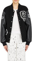 Opening Ceremony Women's Varsity Jacket-BLACK