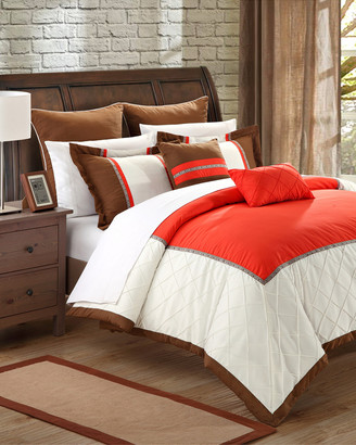 Chic Home 7Pc Comforter Set