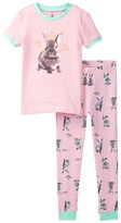 Petit Lem Bunny Queen Pajama (Toddler, Little Girls, & Big Girls)