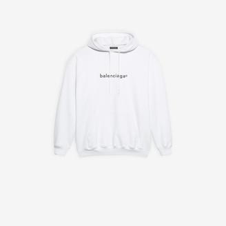 Balenciaga New Copyright Medium Fit Hoodie