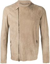 Salvatore Santoro - lightweight jacket - men - Sheep Skin/Shearling - 50