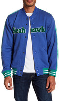 Mitchell & Ness Seattle Seahawks Fleece Jacket