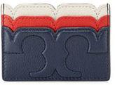 Tory Burch Scallop-T Slim Card Case