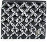 Versace patterned cardholder wallet