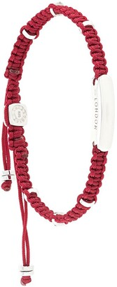 Tateossian Baton engravable bracelet