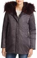Dawn Levy Viv Apres Fur-Trim Down Coat - 100% Bloomingdale's Exclusive