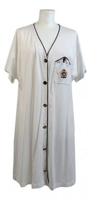 La Perla White Wool Dress for Women Vintage