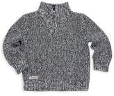 Ralph Lauren Baby's Marled Mock Neck Sweater