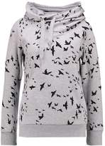 Only ONLJALENE Sweatshirt light grey melange/black