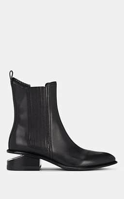 Alexander Wang Women's Anouck Leather Chelsea Boots - Black