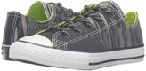 Converse Chuck Taylor® All Star® Reflective Ox (Little Kid/Big Kid)