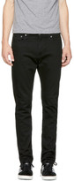 Levi's Black 512 Slim Taper Fit Jeans