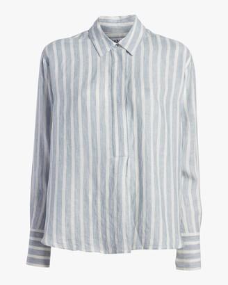 Frame Tie-Up Shirt