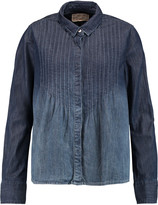 Current/Elliott The Lucy Tuck denim shirt
