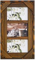 "New View Farmhouse 3-Opening 4"" x 6"" Collage Frame"
