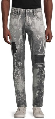 PRPS Huron Bleached Tapered Jeans