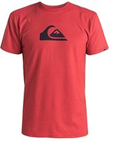 Quiksilver Men's Everyday Logo Short Sleeve Tee Shirt