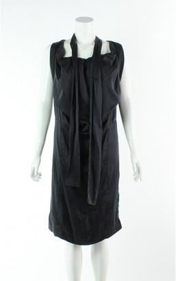 Vivienne Westwood Black Silk Dresses