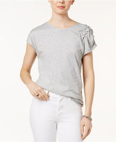 Joe's Jeans Lia Ruched T-Shirt