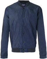 Woolrich denim bomber jacket - men - Cotton - M
