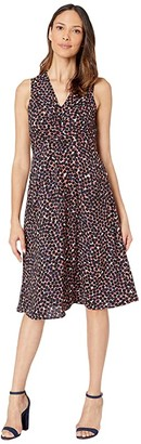 Nic+Zoe Mover and Shaker Dress (Multi) Women's Clothing