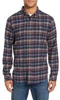 O'Neill Men's Redmond Regular Fit Plaid Flannel Shirt