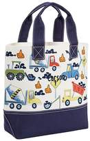 Pottery Barn Kids Play Construction Allover Tote Collection