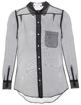 Thom Browne Silk Shirt