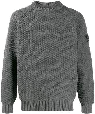 Woolrich chunky knit jumper