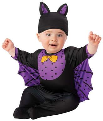 BuySeasons Toddler Girls and Boys Bat Deluxe Costume