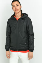 Wemoto Grand Black Zip-up Windbreaker