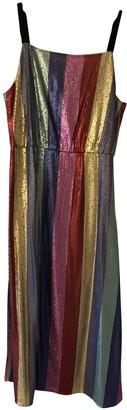Rixo Multicolour Glitter Dresses