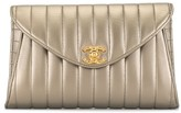 Chanel Pre Owned 1992 Mademoiselle Party clutch