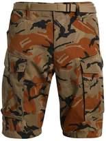 Gstar Rovic Belt Loose 1/2 Shorts Berge/cubano