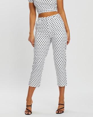 Atmos & Here Stella Spot Pants