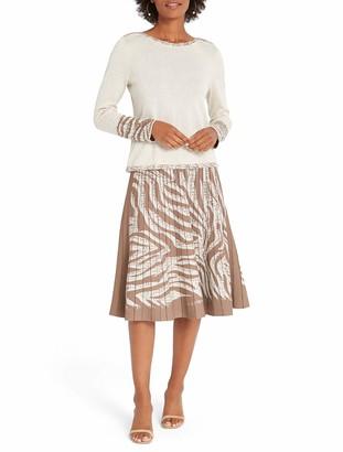 Nic+Zoe Women's Show Your Stripes Sweater