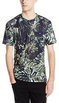 Clover Canyon Men's Night Palms Super Jersey T-Shirt