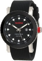 Redline red line Men's RL-18002-01 Compressor Black Dial Watch
