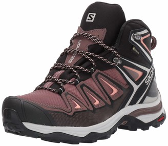 Salomon Women's X Ultra 3 Mid GTX High Rise Hiking Shoes