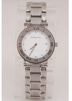 Tiffany & Co. excellent (EX Stainless Steel Atlas Wristwatch