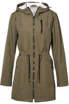 Laundry by Shelli Segal Packable Water Repellent Anorak