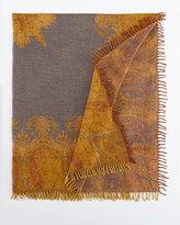 Sabira Lillie Boiled-Wool Throw