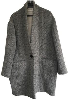 Etoile Isabel Marant Grey Coat for Women