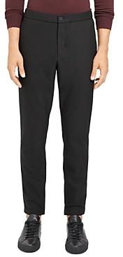 Theory Terrance Regular Fit Tech Suit Pants